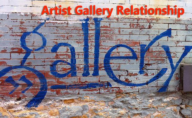 Artist Gallery Relationship