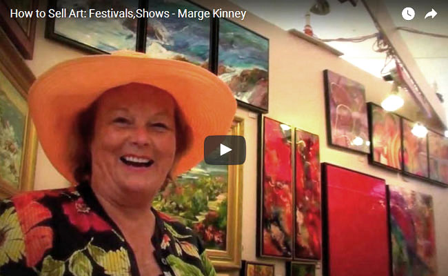 How To Sell Art at Art Shows & Festivals