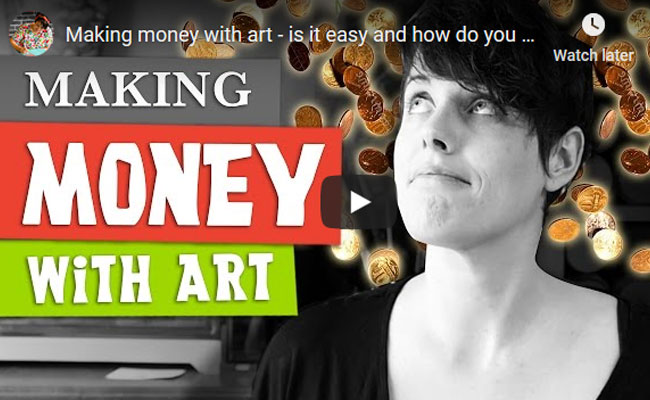 Making money with art – Is it easy and how do you do it?